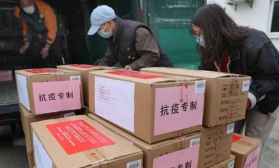Lutte contre le coronavirus: Importante aide chinoise pour l'Algérie