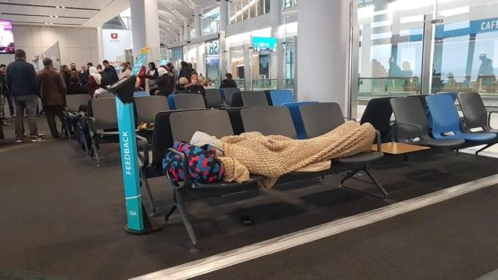 Le long calvaire des algériens à l'aéroport d'Istanbul