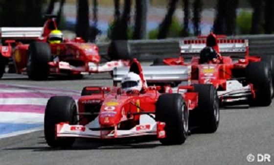 Formule1 : La problématique de la troisième voiture