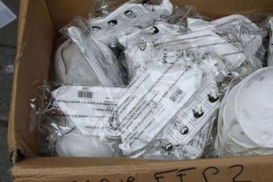 Médéa: Plus de 50 000 masques distribués par le Croissant rouge