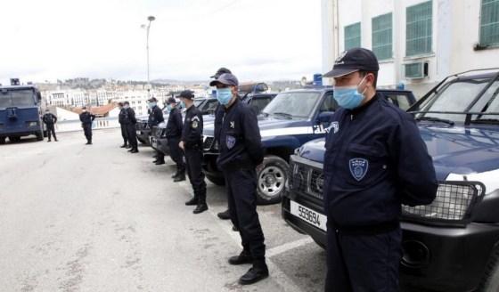 Dispositif de la Police face à Covid-19: Le DGSN en visite symbolique à Blida