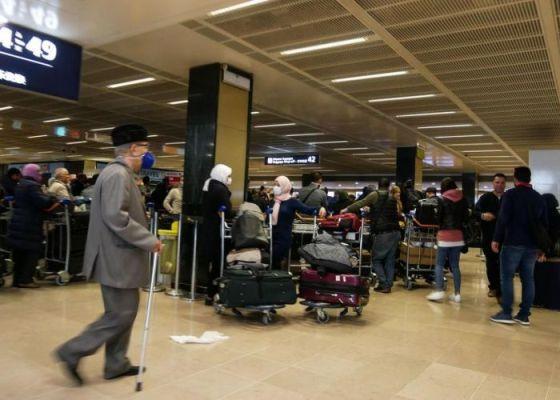 Fin de calvaire des Algériens bloqués en Turquie
