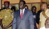 Le diplomate Michel Kafando président intérimaire du Burkina Faso