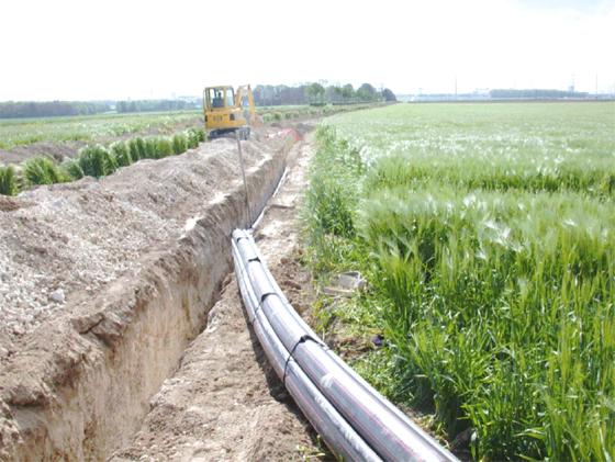 Les habitants réclament le raccordement au gaz de naturel