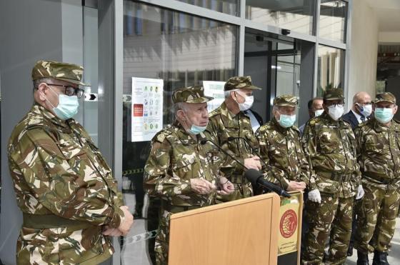 Lutte contre le coronavirus: L'armée prête à aider