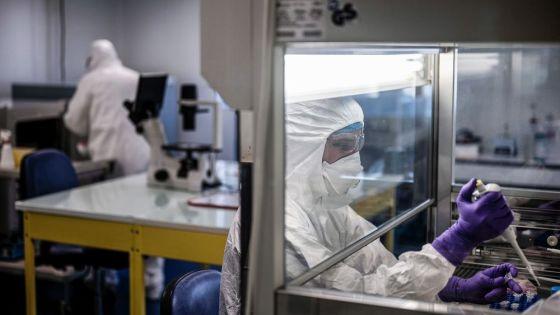 Selon une étude chinoise: Le COVID-19 contamine jusqu'à 4 mètres d'un malade