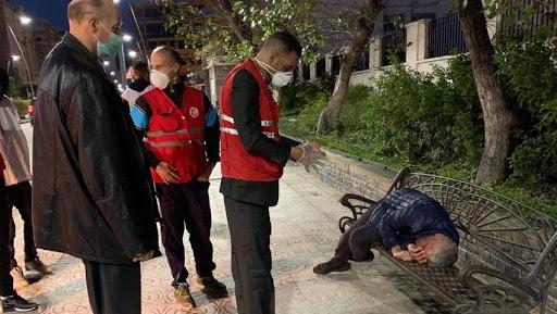 Le bénévolat pour les victimes « économiques » du Covid-19