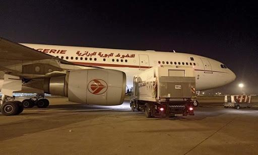Le rapatriement des Algériens se poursuit