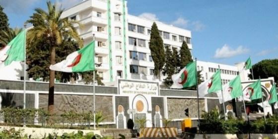 MDN dément le limogeage et l'arrestation de cadres de l'ANP