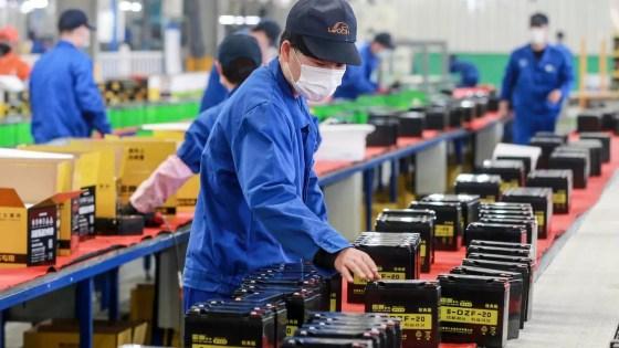 Situation économique en Chine Les fondamentaux intactes