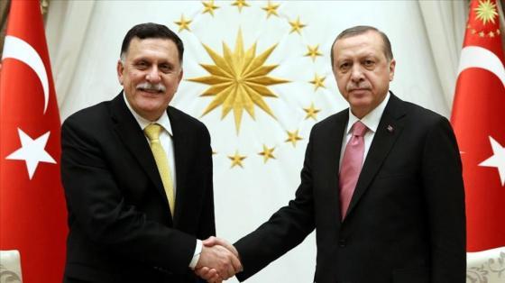 Reprise de l'offensive des pro-Serradj: Ankara veut dicter les règles du jeu