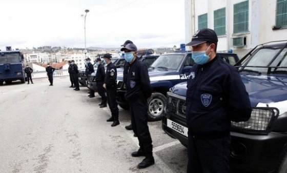 A l'heure du confinement: 180 000 policiers mobilisés pour le Ramadhan