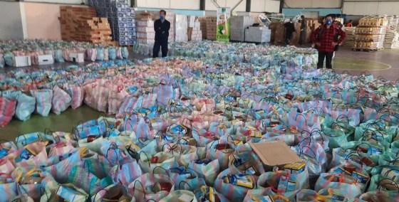 APW de Tizi-Ouzou: Opération d'aide alimentaire aux familles démunies
