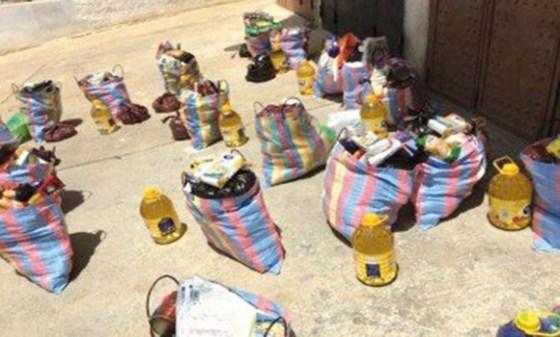 Actions de solidarité à l'égard des nécessiteux à Bejaia