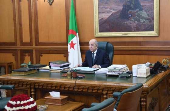 Tebboune appelle à un cessez-le-feu dans le monde