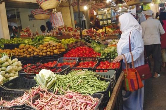 Béjaïa: Les prix des légumes dans la courbe descendante