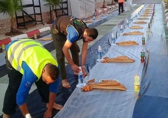 Ghardaïa: Des repas chauds pour les routiers