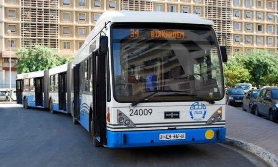 Médéa: Des bus à la disposition du corps médical