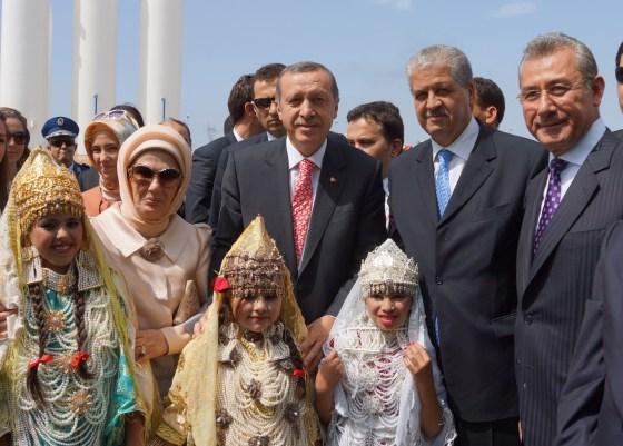 Algérie-Turquie: L'argent n'a pas d'odeur
