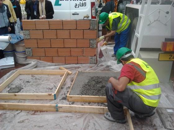 Salon international des travaux publics : Forte présence française