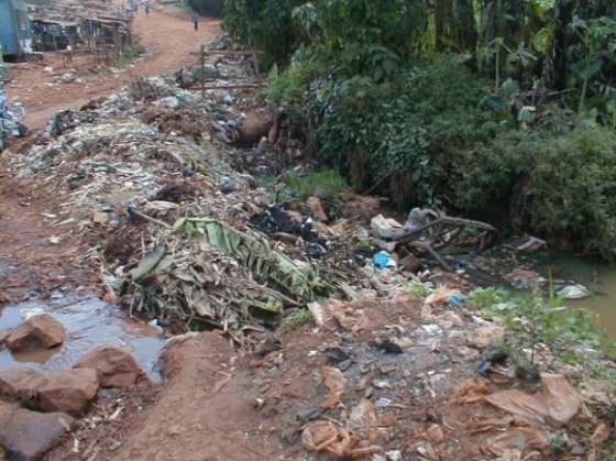 Ghardaïa: Les fuites d'eau et les ordures ménagères un triste décor