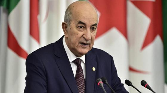 Le Président Tebboune adresse un message à la Nation à l'occasion de l'Aid El Fitr