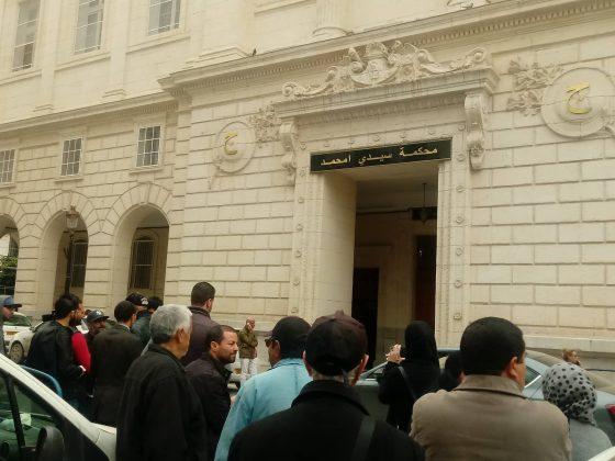 Said Bouteflika, Hamel et Bedoui devant la Cour suprême
