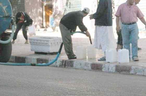 Tizi-Ouzou: Pénuries d'eau potable dans certains quartiers et villages