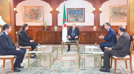 Tebboune : « L'engagement de l'ANP à l'étranger tributaire du parlement »