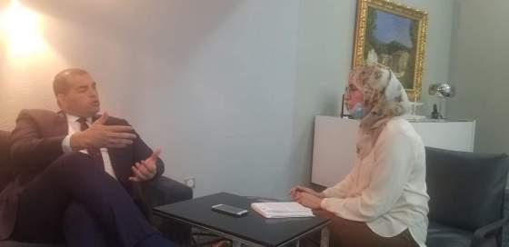Le président du FCE Mohamed Sami Agli au JI : « Aux côtés des autorités pour juguler la crise »