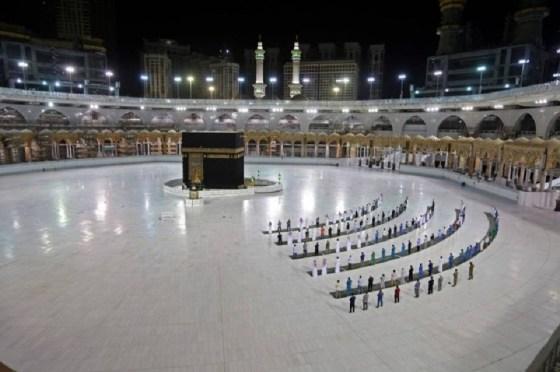 Pas de hadj pour les Algériens cette année
