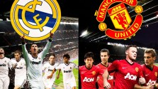 Manchester United domine le Real Madrid (3-1)