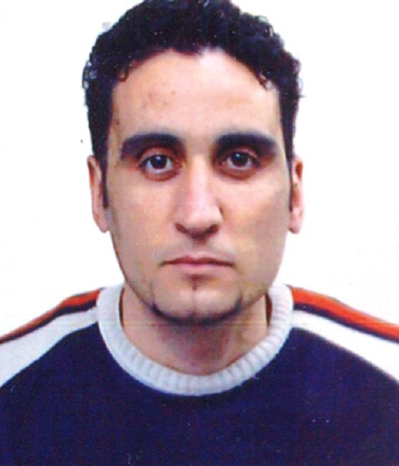 Notre collègue et ami Amine Hammouche enterré