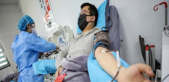 Une église sud-coréenne promet un don de plasma contre le Covid-19