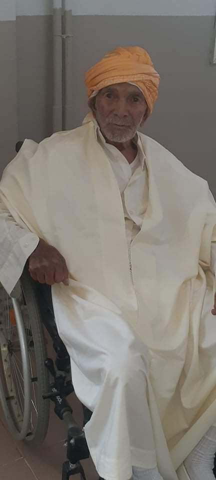 A 107 ans, El Hadj Said devient l'homme le plus âgé à vaincre la covid-19