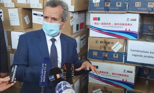 Benbouzid: Répondre aux besoins du corps médical