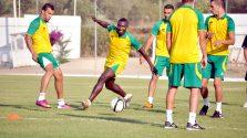 Match amical: la JS Kabylie et l'Espérance Tunis se neutralisent (1-1)