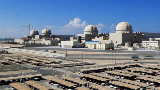 Les Emirats lancent la première centrale nucléaire civile