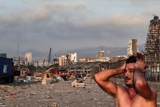 Tragédie de Beyrouth : au moins 137 morts et 5000 blessés (nouveau bilan)