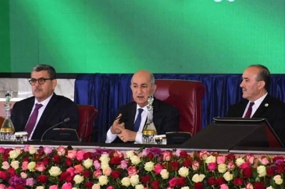 Djerrad: 10 à 20 % des orientations du président ont été appliquées