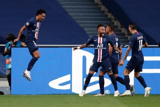 Le PSG en finale de la C1 pour la première fois de son histoire