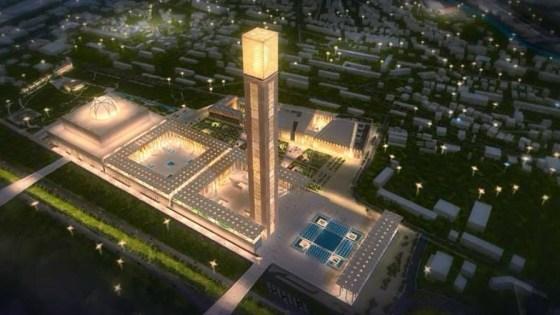 Deux instances pour diriger la Grande Mosquée d'Alger