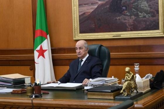 Le Président Tebboune préside dimanche une réunion du Conseil des ministres