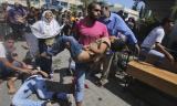Fabius: ce qui se passe à Gaza est un  carnage
