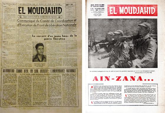 Flash back sur la naissance  de la presse algérienne