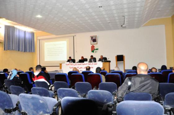 Médéa : La sécurité juridique au centre desdébats