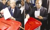 Historique tête-à-tête entre Marzouki et Caïd Essebsi
