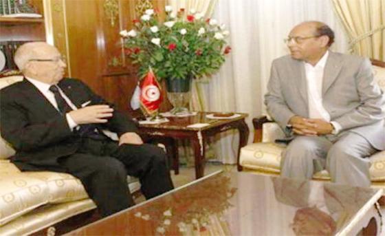 Caïd Essebsi devance Marzouki pour le second tour