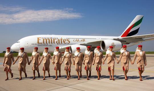 Emirates chouchoute ses clients fidèles
