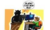 Cyber-intimidation
